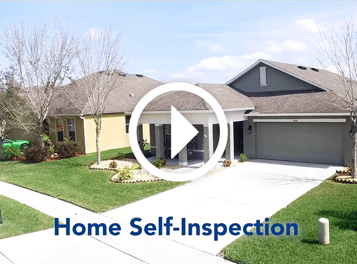 Home-self inspection video thumbnail