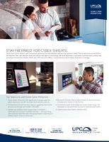 UPC Home Cyber Protection Flyer Thumbnail