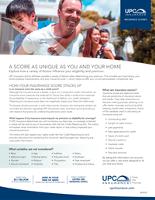 UPC UPC Insurance Score Brochure Thumbnail
