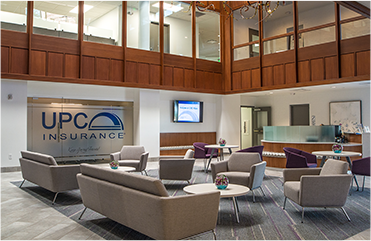Learn more about UPC Headquarters