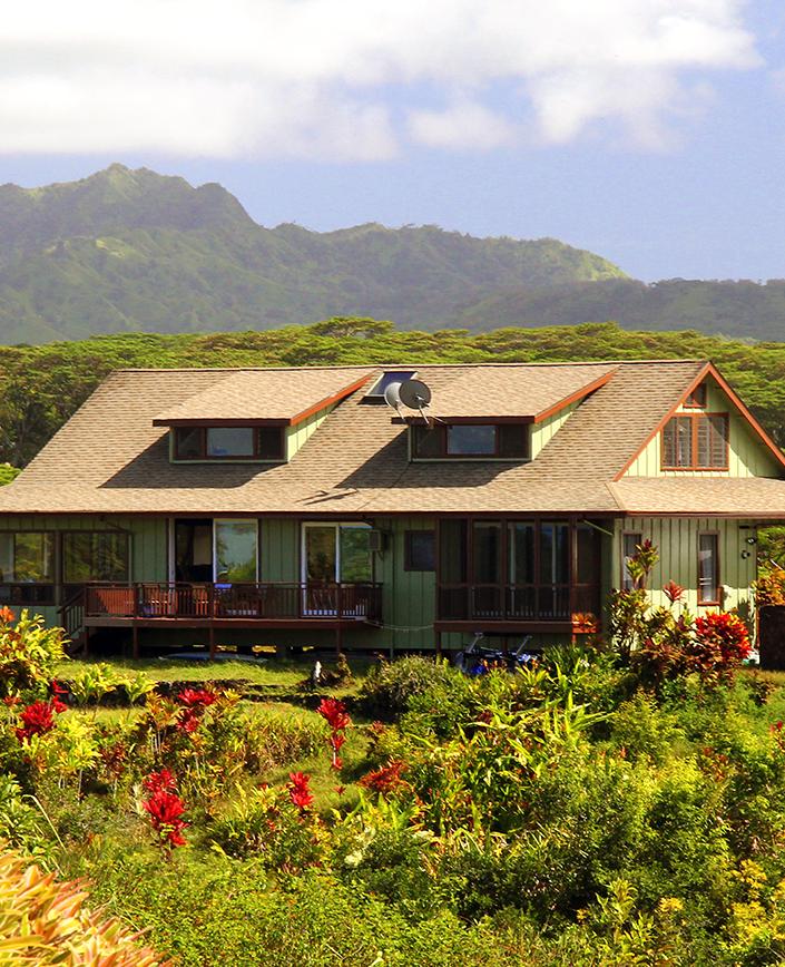 UPC Hawaii Home