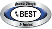 Financial Strength - AM Best - A- Excellent